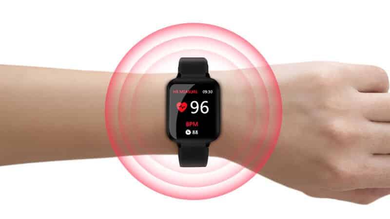 Men's Waterproof Smart Watch
